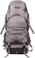 Bleu Rucksack 60 L Large Backpack Grey, Black