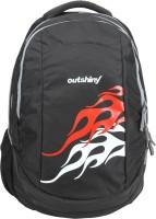 Outshiny Wave LTP 3ST Large Backpack Black