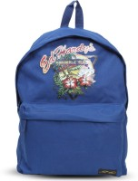 Ed Hardy Designer Day Packs - 1A1A4PRD | Royal Blue | Small 4 L Backpack