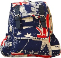 Moladz British Flag 20 L Backpack