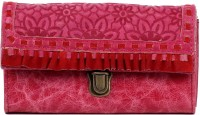 R&F Designs Kaelliner Clutch Pink