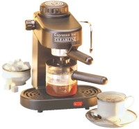 Clearline APPCLR004 4 Cups Coffee Maker Black