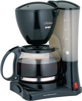 Orbit Malata 3 Cups Coffee Maker Black