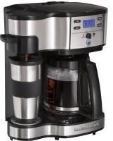 Hamilton Beach 2 Way Brewer Mug 49980 12 Cups Coffee Maker