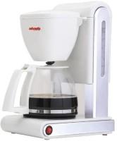 Advanta Deluxe 12 Cups Coffee Maker White