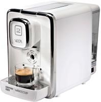 Cafe Coffee Day Vega Semi Automatic Machine Coffee Maker White