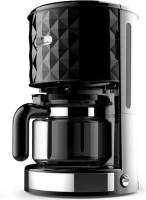 Pierre Cardin CM0201 12 Cups Coffee Maker Black