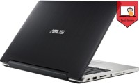 Asus TP300LA-DW060H Transformer Flip Touch Series Core i3 4th Gen - 13.3 inch/500 GB HDD/4 GB DDR3 Notebook Black