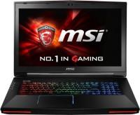 MSI GT72 2QD Dominator G (GTX970M 3GB GDDR5) GT Series GT72 2QD Dominator G GTX 970M 3GB GDDR5 Core i7 - (8 GB DDR3/1 TB HDD/Windows 8.1/3 GB Graphics) Notebook