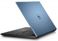 Dell Inspiron 3542 Notebook 4th Gen Ci3/ 4GB/ 500GB/ Win8.1/ 2GB Graph 3542345002BL1 Blue