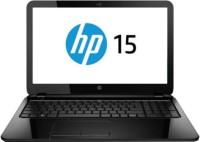 HP 15-r203TU Notebook (4th Gen Ci3/ 4GB/ 500GB/ Win8.1) (K8T99PA)