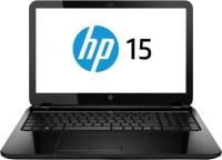 HP 15-r045TX Notebook (4th Gen Ci3/ 8GB/ 1TB/ Free DOS/ 2GB Graph) (K5B79PA)