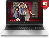 HP Envy Touchsmart 15-j109TX Laptop 4th Gen Ci7/ 8GB/ 1TB 8GB NAND/ Win8.1/ 2GB Graph/ Touch Glass Fiber With Silky Soft Touch Aluminium Finish Natural Silver