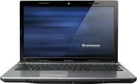 Lenovo Ideapad Z560 59-068251 Laptop 1st Gen Ci3/ 3GB/ 640GB/ DOS Black