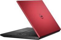 Dell Inspiron 3442 3442341TBiR Notebook Intel Core i3 4th Gen/ 4GB/ 1TB/ Win8.1 Red
