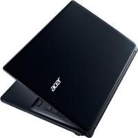 Acer Aspire E5-571 Notebook 4th Gen Ci3/ 2GB/ 500GB/ Linux NX.ML8SI.010 Midnight Black