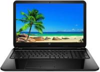 HP 15-r206TU Notebook Core i3 5th Gen/ 4GB/ 500GB/ Win8.1 K8U06PA SParkling Black