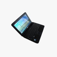 Champion 102080 Netbook - 10.1 inch, 320 GB HDD, Linux Laptop Black