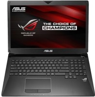 Asus T4018P G750 Series Laptop Black