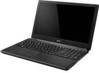 Acer Aspire E1-572 Laptop 4th Gen Ci5/ 4GB/ 500GB/ Win8 NX.M8ESI.003 Black