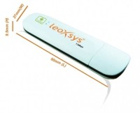 Leoxsys LN-72UA+ Data Card White