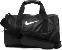 Nike Team Training 15 inch Gym Bag 067 - Black/Black/White