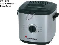 Black & Decker EF1220 1.2 L Electric Deep Fryer