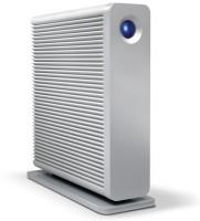 Lacie D2 Quadra USB 3.0 9000481EK 5 TB Wired external hard drive Grey