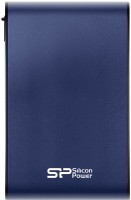 Silicon Power ARMOR A80 2 TB Wired external_hard_drive Blue