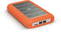 Lacie Rugged Triple USB 3.0 & FireWire 800 2 TB Wired external_hard_drive Orange