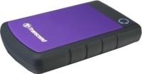 Transcend StoreJet 25H2P 2.5 inch 1 TB External Hard Disk Purple