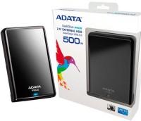 Adata HV620 500 GB Wired External Hard Drive
