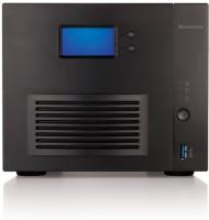 Lenovo Iomega Network Storeceter IX4 300D 4 Bay Diskless External Hard Disk Black