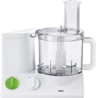Braun FP 3010 600 W Food Processor White