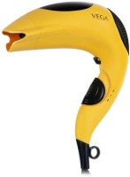 Vega Vega Chic Style 1000 Dryer VHDH-12 VHDH-12 Hair Dryer yellow