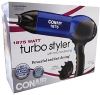 Conair Turbo Styler Ionic With Diffuser (Case Of 6) 146XRL-6 Hair Dryer