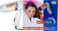 Saifox Hot and Cold Dryer 3 Speed Hair Dryer White