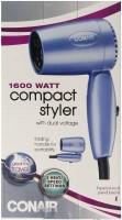 Conair 1600 W 125L Hair Dryer Blue