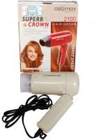Ozomax Superb Crown 2100-BL-140-SC Hair Dryer White