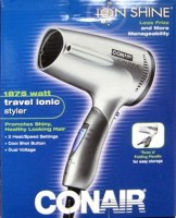 Conair Dual Port Ionic 1875w C162 Hair Dryer