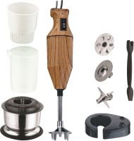 Kingmix HA-0005 250 w Hand Blender Brown
