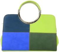 Miss Sunshine Beau Hand-held Bag Green/Blue