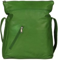 Goguava Forever Green Leather Bag Sling Bag Green