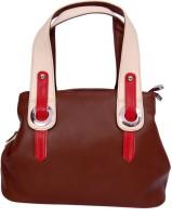 Womaniya Signature Hand-held Bag Brown