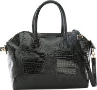 DONE BY NONE Livin and Lovin It Croc-Skin Bag Hand-held Bag