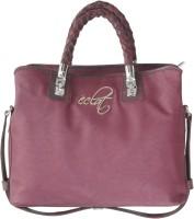 Eclat Ambrosia Hand-held Bag Maroon