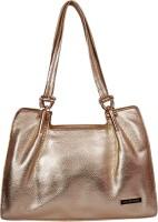 Womaniya Signature Shoulder Bag Brown