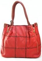 JG Shoppe Vanity M37 Hand Bag Red-674
