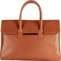 Beroza Handcraft Garbo Hand-held Bag Brown