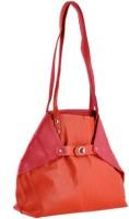 HX London Heather Shoulder Bag Orange, Red